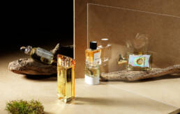 Dolce & Gabbana, Tom Daxon & Amouage fragrance perfume editorial